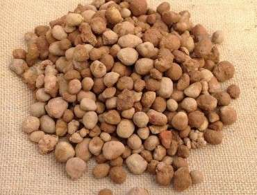 10mm Whole Pea Gravel