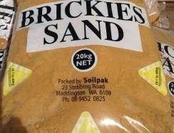 Brickies Sand 20kg