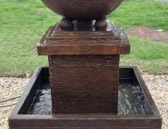 FIA057IH D&B Water Feature Rusty
