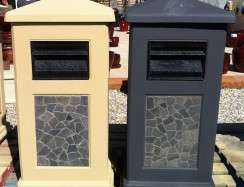 Stone Face Letterbox