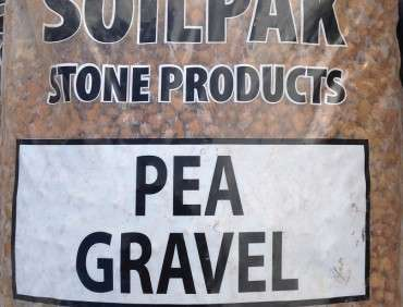 Whole Pea Gravel 20kg