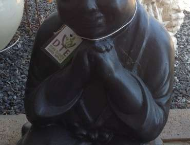 FIA155 Praying Shaolin Black