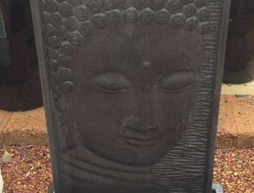 01007 Buddha Panel Fountain