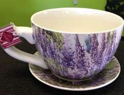 28015CUP Lavender Farm Teacup