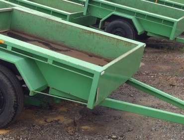 Courtesy Trailer or Deliver Service Available